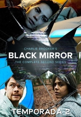 Black Mirror 2ª Temporada - Poster
