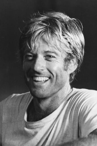 Imagine Robert Redford