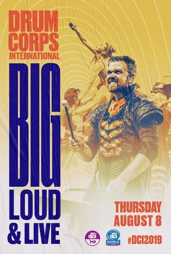 DCI 2019: Big Loud & Live 16 Movie Poster