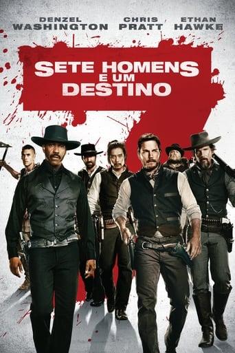 Sete Homens e um Destino - Poster