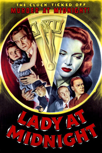 Poster of Lady at Midnight