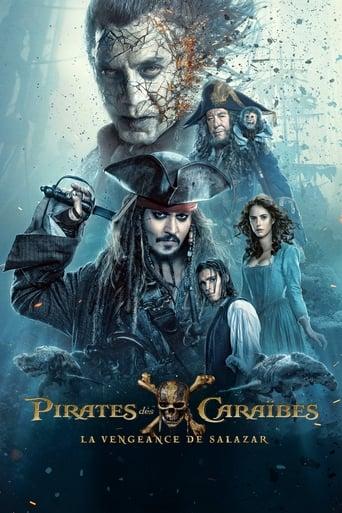 Poster of Pirates des Caraïbes : La Vengeance de Salazar