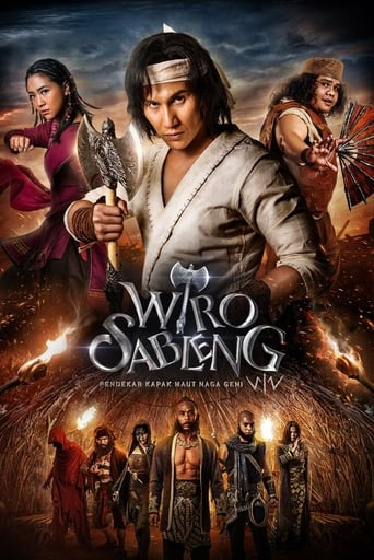 Poster of Wiro Sableng: 212 Warrior