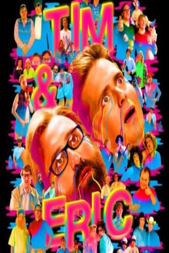 Poster of Tim and Eric Awesome Show Great Job! Awesome 10 Year Anniversary Version, Great Job?