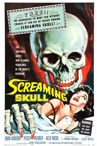 Poster of The Screaming Skull