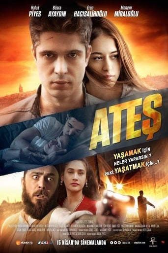 Poster of Ateş