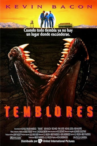 Poster of Temblores