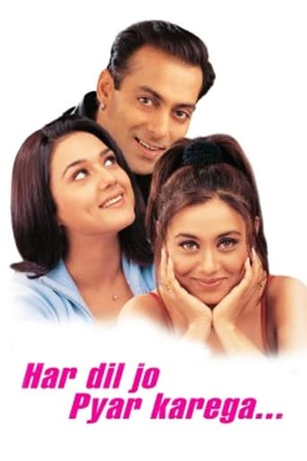 Poster of Har Dil Jo Pyar Karega
