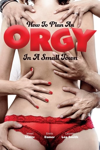 How to Plan an Orgy in a Small Town Poster