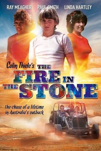 Poster of The Fire in the Stone