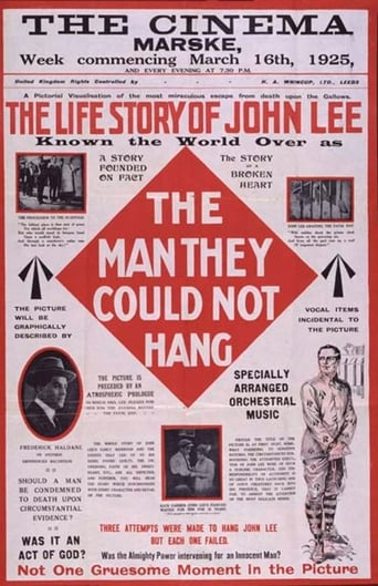The Life Story of John Lee, or The Man They Could Not Hang Movie Poster
