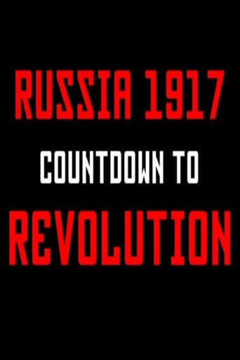 Poster of Russia 1917: Countdown to Revolution