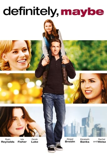 Poster of Definitely, Maybe