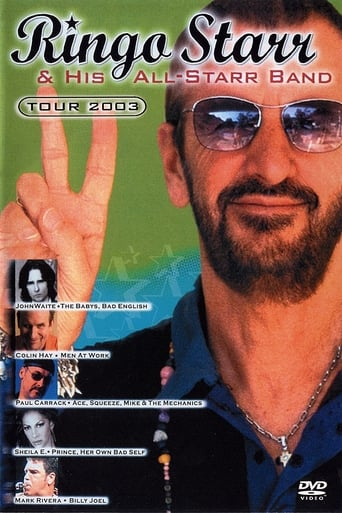 Ringo Starr & His All-Starr Band: Tour 2003