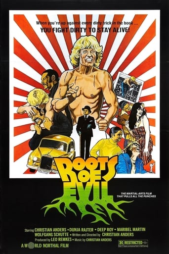 Poster of Roots of Evil