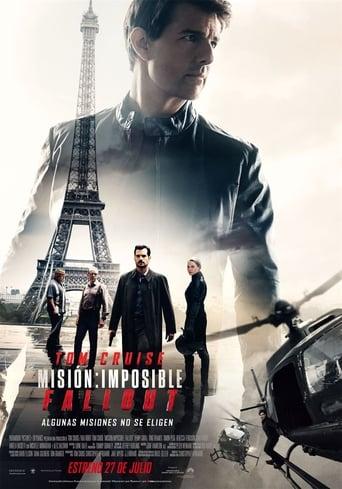 Poster of Misión: Imposible - Fallout