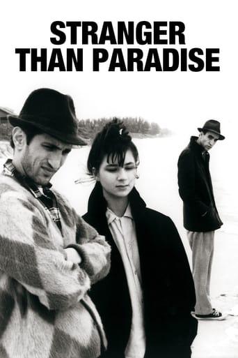 Stranger Than Paradise Poster