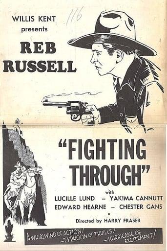Poster of Fighting Thru
