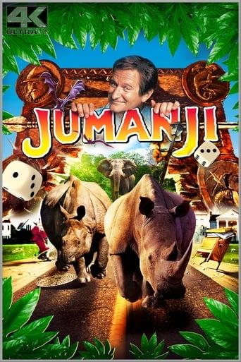 Jumanji - Abenteuer / 1996 / ab 12 Jahre