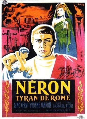 Poster of Néron, tyran de Rome