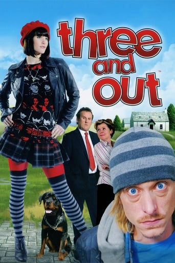 Poster of Three and Out