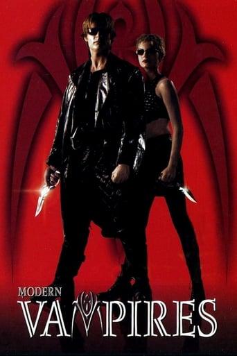 Poster of Modern Vampires