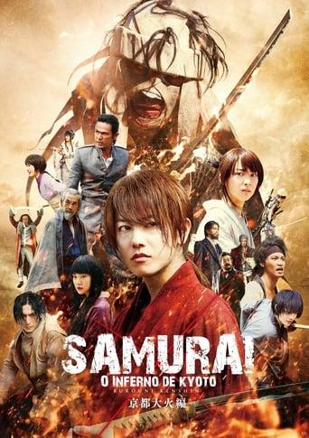 Samurai X 2: O Inferno de Kyoto - Poster