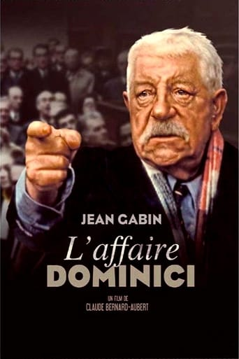 Poster of The Dominici Affair