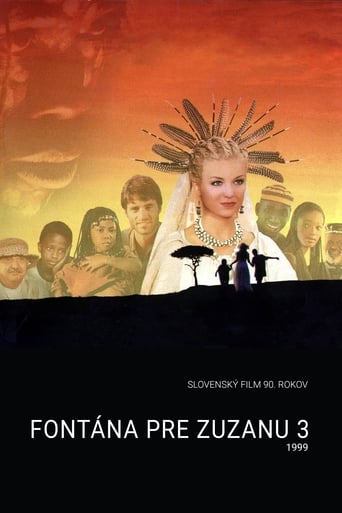 A Fountain for Susan Movie Poster