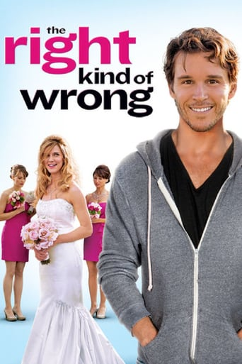 Poster of The Right Kind of Wrong