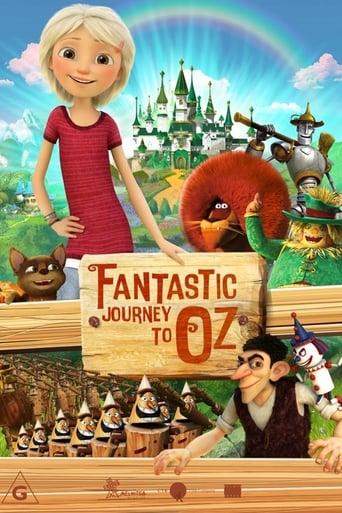 Film Fabuleuses aventures à Oz  (Urfin Dzhyus i ego derevyannye soldaty) streaming VF gratuit complet