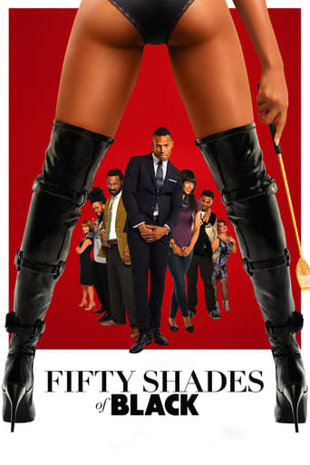 Poster of Fifty Shades of Black