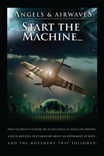 Poster of Angels & Airwaves: Start the Machine