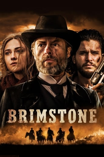 Poster of Brimstone fragman