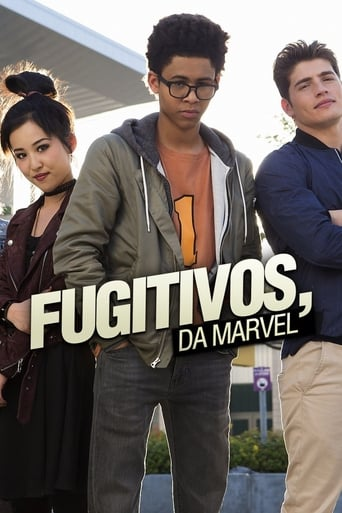 Assistir Fugitivos da Marvel online