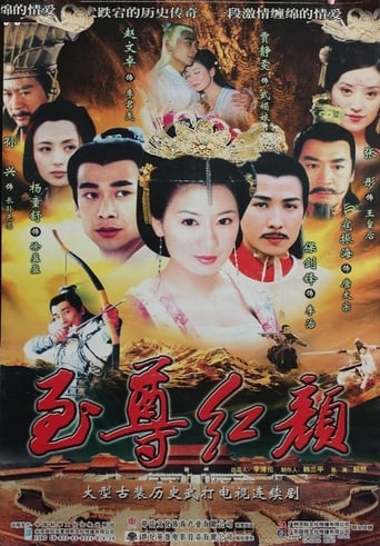 Poster of Lady Wu: The First Empress