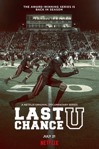 Last Chance U 2ª Temporada - Poster