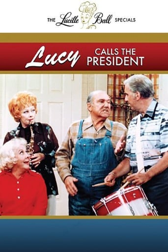Poster of Lucy Calls the President