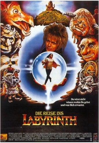 Die Reise ins Labyrinth - Abenteuer / 1986 / ab 12 Jahre