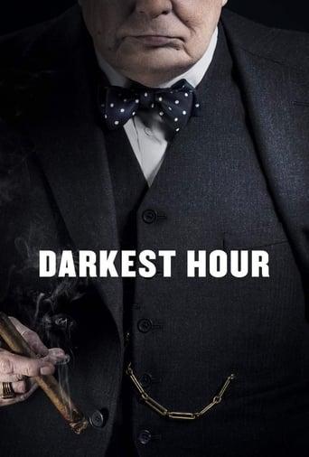 Poster of Darkest Hour fragman