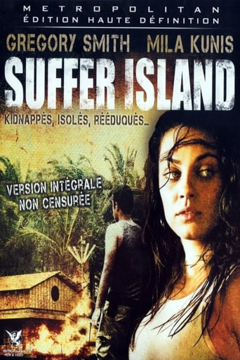 Poster of Suffer Island