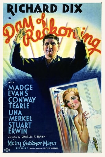 Poster of Day of Reckoning