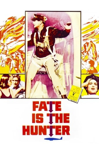 Poster of Fate Is the Hunter