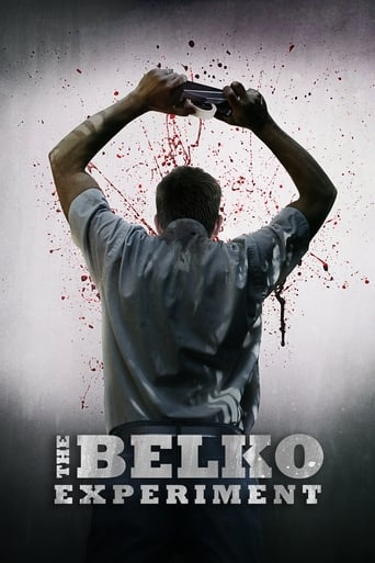 Poster of The Belko Experiment