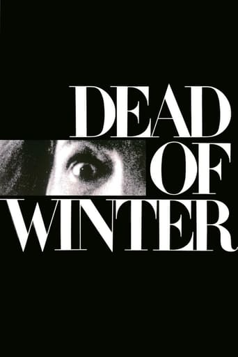 Film Froid comme la mort  (Dead of winter) streaming VF gratuit complet