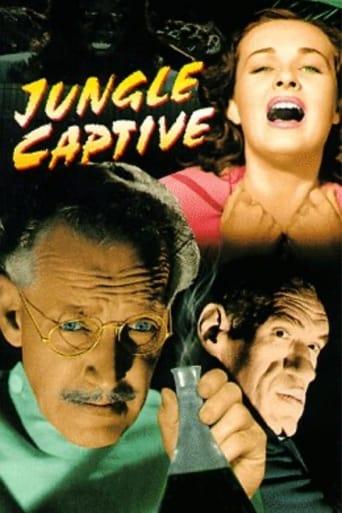 Poster of Jungle Captive