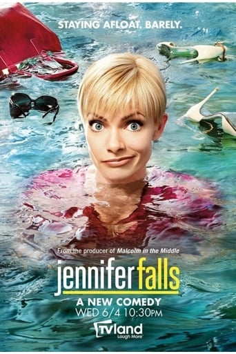 Poster of Jennifer Falls