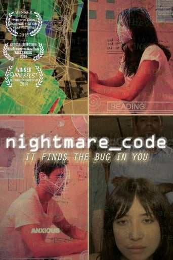 Poster of Nightmare Code