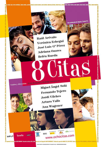 Poster of 8 Dates