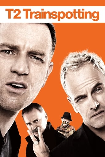 poster of T2 Trainspotting